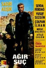 Ağır Suç (1967) afişi