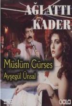 Ağlattı Kader (1984) afişi
