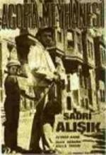 Agora Meyhanesi (1968) afişi