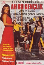 Ah Bu Gençlik (1975) afişi