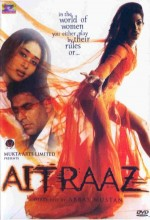 Aitraaz (2004) afişi