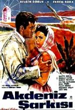 Akdeniz şarkısı (1963) afişi