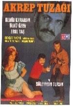 Akrep Tuzağı (1970) afişi