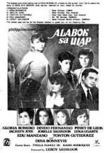 Alabok Sa Ulap (1987) afişi