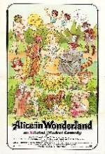 Alice In Wonderland: An X-rated Musical Fantasy (1976) afişi