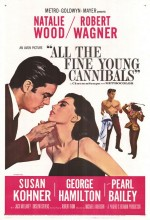 All The Fine Young Cannibals (1960) afişi