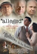 Alleged (2010) afişi