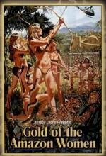 Altın Amazon Kadın (1979) afişi