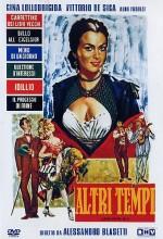 Altri Tempi (1952) afişi
