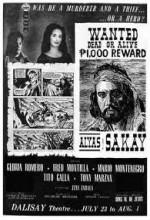 Alyas Sakay (1961) afişi
