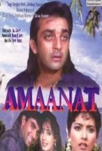 Amaanat (1994) afişi