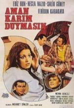 Aman Karım Duymasın (1976) afişi