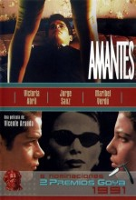 Amantes (1991) afişi