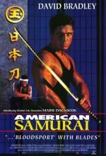 American Samurai (1992) afişi