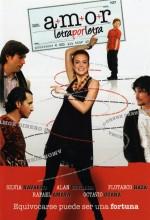 Amor Letra Por Letra (2008) afişi