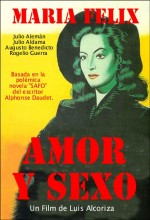 Amor Y Sexo (1964) afişi