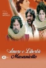 Amore E Libertà - Masaniello (2006) afişi