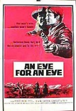 An Eye For An Eye (1966) afişi