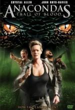 Anaconda 2: Lanetli Orkidenin Peşinde (2004) afişi