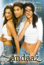 Andaaz (2003) afişi