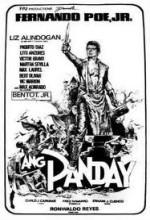 Ang Panday (1980) afişi