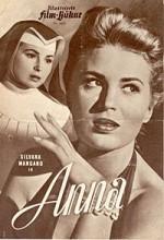 Anna (1951) afişi
