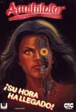 Annihilator (1986) afişi