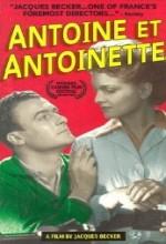 Antoine Ve Antoinette (1947) afişi