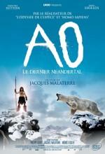 Ao, Le Dernier Néandertal (2010) afişi