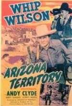 Arizona Territory (1950) afişi