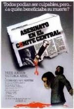 Asesinato En El Comité Central (1982) afişi