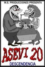 Asevi 20: Descendencia (2007) afişi