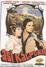 Asi Kalpler (1972) afişi