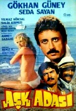 Aşk Adası (1983) afişi