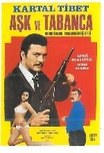 Aşk Ve Tabanca (1970) afişi