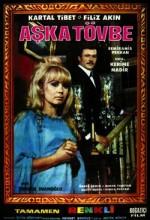 Aşka Tövbe (1968) afişi