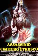Assassinio Al Cimitero Etrusco (1982) afişi