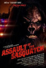 Sasquatch Assault (2009) afişi