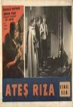 Ateş Rıza (1958) afişi