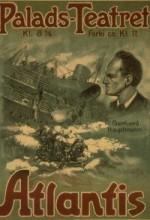 Atlantis (1913) afişi