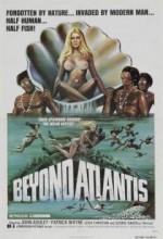 Atlantis'in ötesinde (1973) afişi