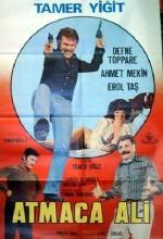 Atmaca Ali (1976) afişi
