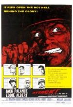 Attack (ı) (1956) afişi