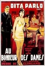 Au Bonheur Des Dames (1930) afişi