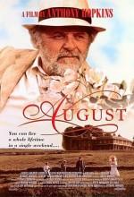 August(ıı) (1996) afişi