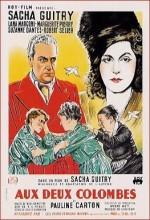 Aux Deux Colombes (1949) afişi
