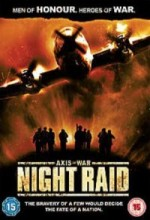 Axis Of War: Night Raid (2010) afişi