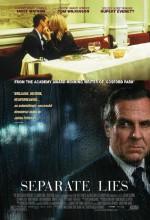 Ayrılık Yalanları (2005) afişi