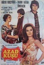 Azad Kuşu (1972) afişi