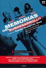 Azgelişmişliğin Anıları (1968) afişi